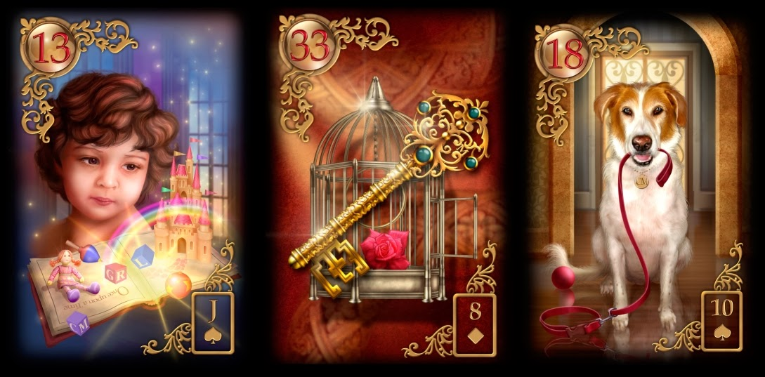 Lenormand Readings - Lenormand Card Reading