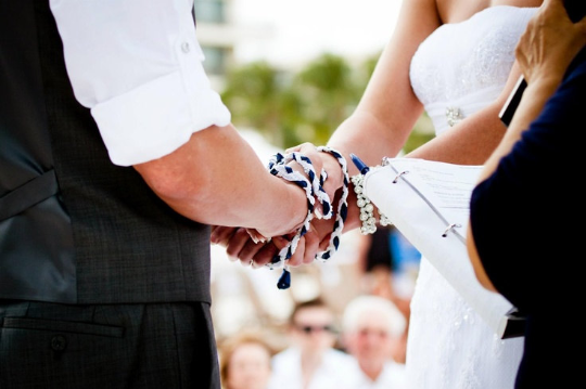 Handfasting Wedding Ceremony Officiant Colorado (Simple Wiccan Pagan Handfasting Ceremony Colorado)