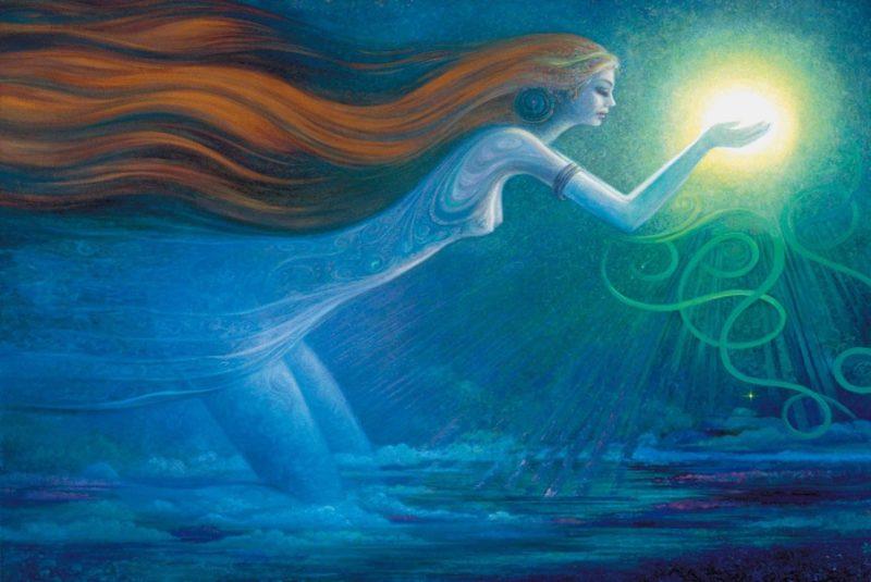 Goddess Within Healing Divine Feminine Healing The